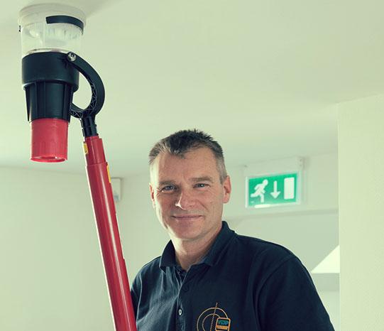onderhoud brandbeveiligingsinstallaties